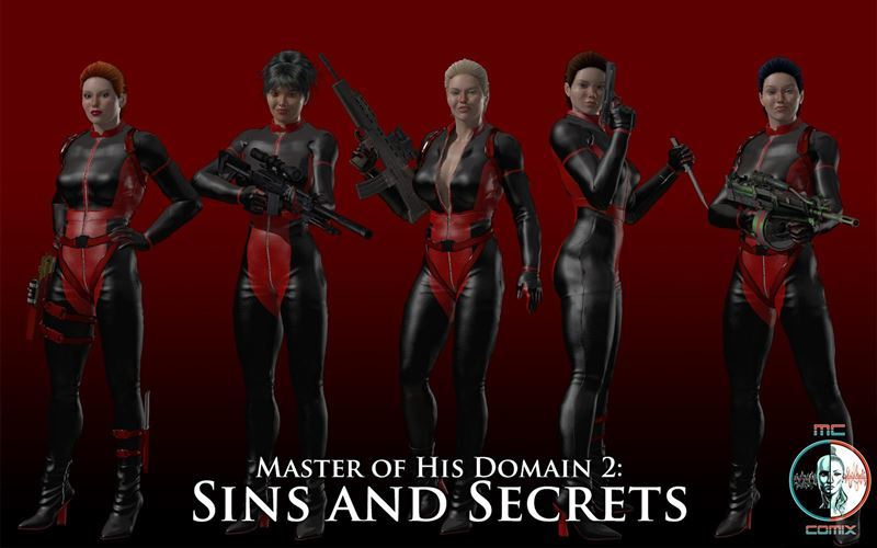 Master of His Domain 2: Sins and Secrets Ch1-82