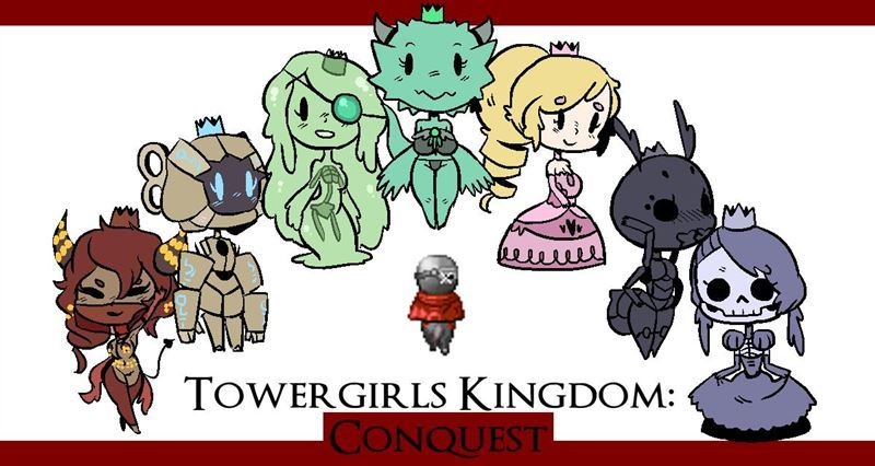 Towergirls Kingdom Conquest Version 0.16.6 by Towerfag