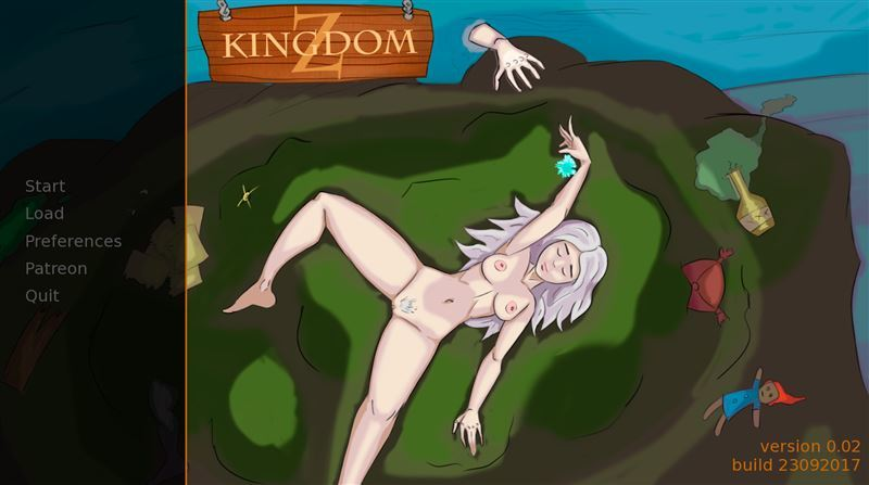 Z kingdom 0.04 build 161217 by Lizzygames