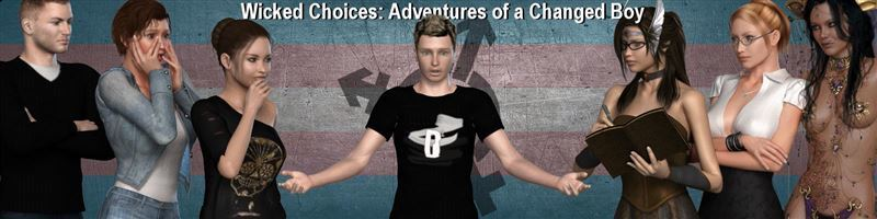 Wicked Choices: Adventures of a Changed Boy v0.1.5 Win/Mac by ASLPro3D