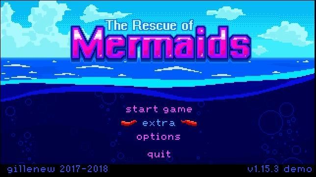 Gillenew Rescue of Mermaids version 1.15.5
