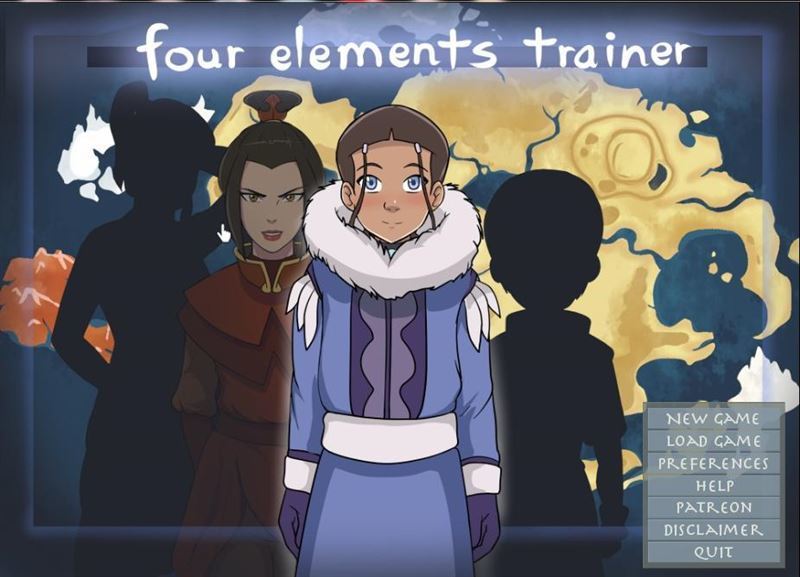 Four Elements Trainer Version 0.8.1f by Mity
