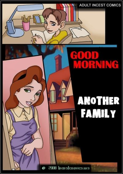 Incestcomics – Another Family Episode 5 Good Morning