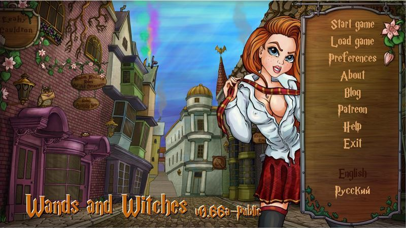 Wands and Witches- Version 0.77 by Great Chicken Studio