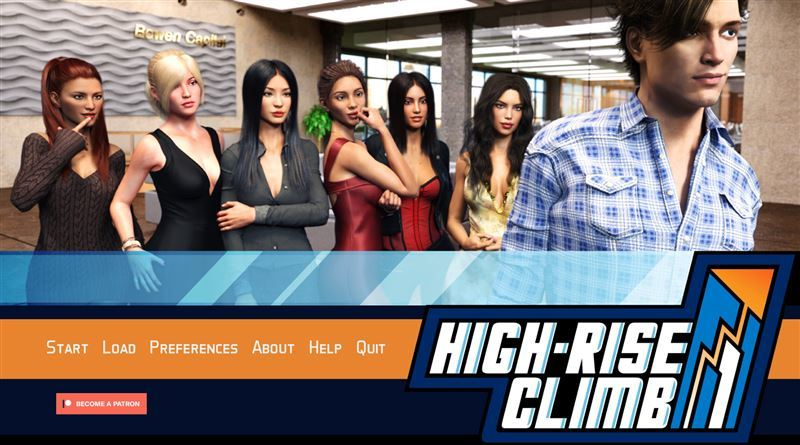 High-Rise Climb – Version 0.65a + Patcher from 0.6b to 0.65a + Walkthrough + Pc/Mac Compressed Version + Compressed Update Patch by Smokeydots Win/Mac/Android