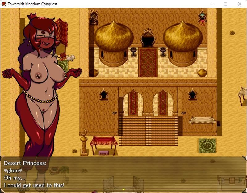 Towerfag – Princess And Conquest Version 0.16.9 + Fix