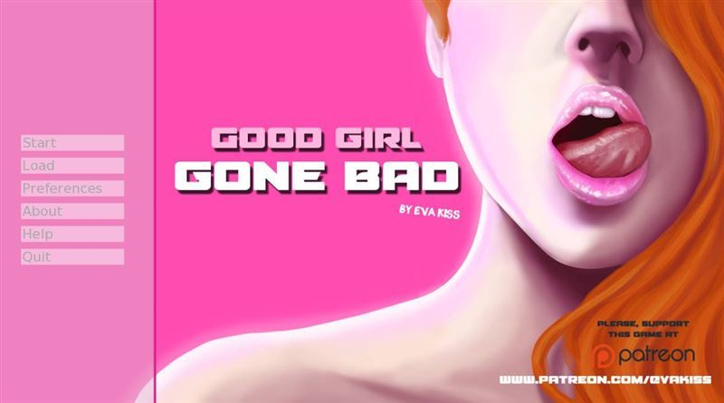 Good Girl Gone Bad – Version 0.29 Preview by Eva Kiss Win/Mac/Android