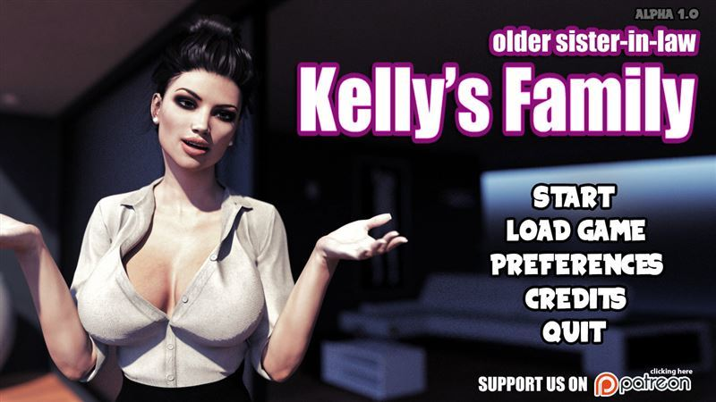 Kelly's Family: Older sister in law v1.0 by K84