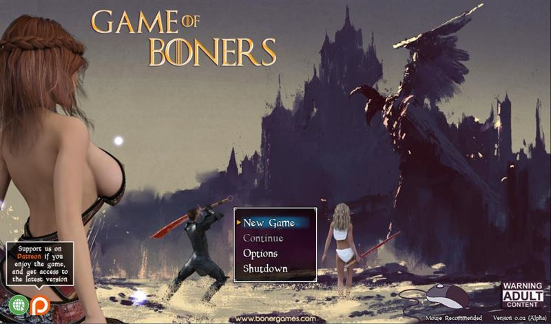 Game Of Boners – Version 0.02 by Boner Games