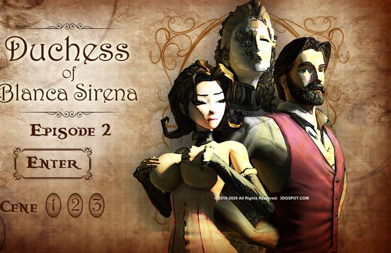 Duchess of Blanca Sirena Ep. 2 by 3DGSpot