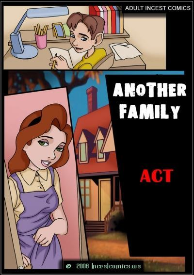 Incestcomics – Another Family Episode 4 Act