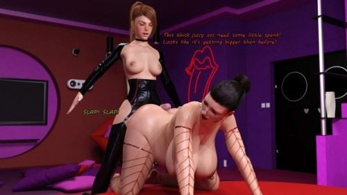 Serge3dx – Futa Breeding Slave