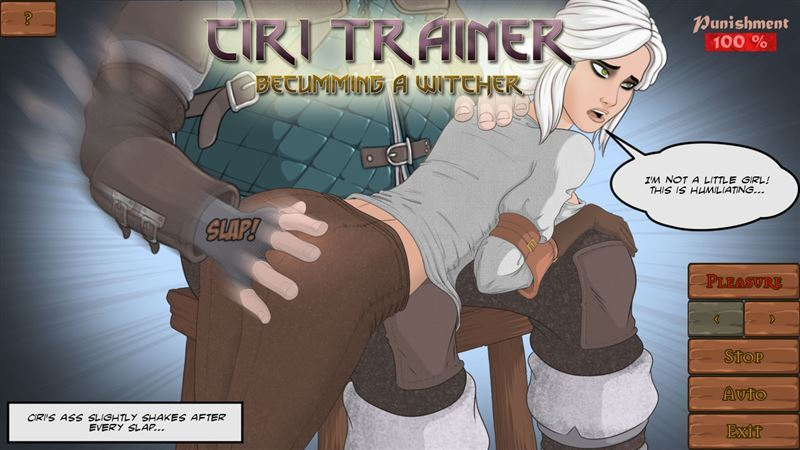Ciri Trainer Chapter 2 v0.52 Win/Mac​ by The Worst