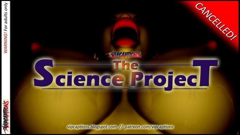 VipCaptions – The Science Project (Cancelled)
