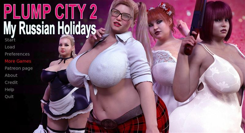 Plump City 2 – My Russian Holidays v0.01 Win/Mac/Android by CHAIXAS-GAMES