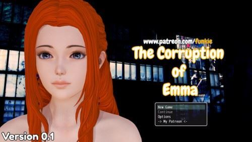 Funkie – The Corruption of Emma v0.1 PC/Mac