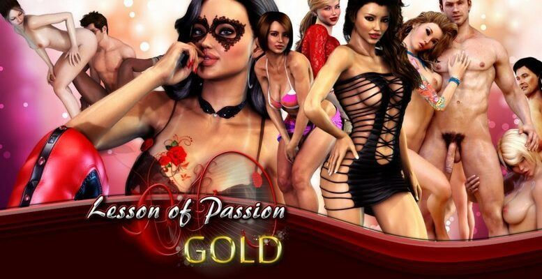 Lesson Of Passion Collection 2019-07-20 by Lesson Of Passion/Sex & Glory/Real Love 3D