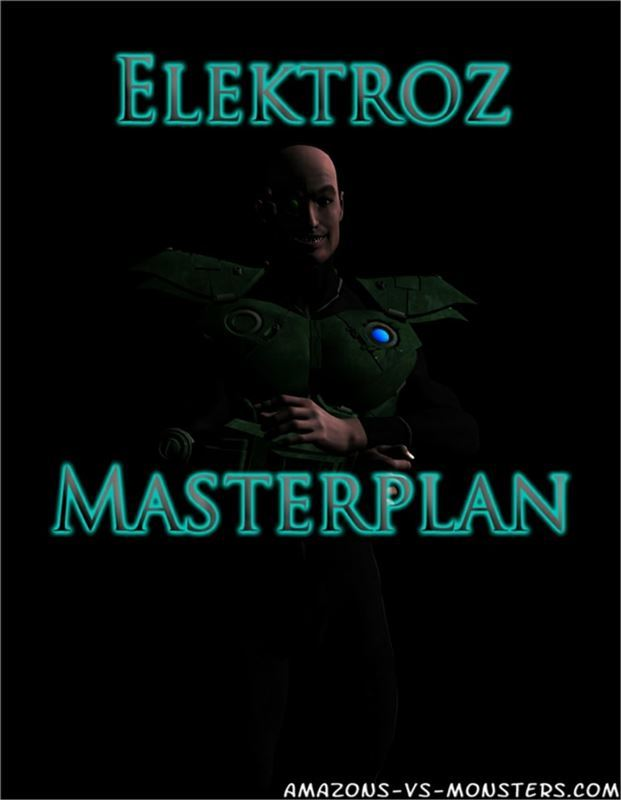 Captured Heroines – Elektroz Master Plan 1-6