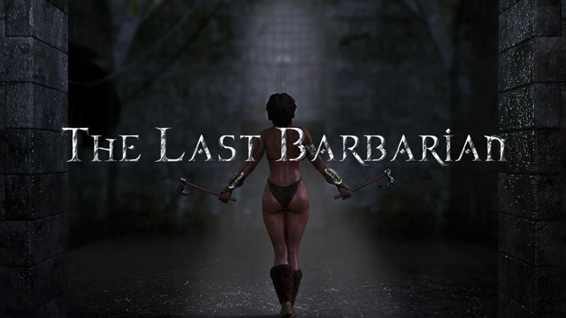 The Last Barbarian Version 0.8 Win/Mac by Viktor Black