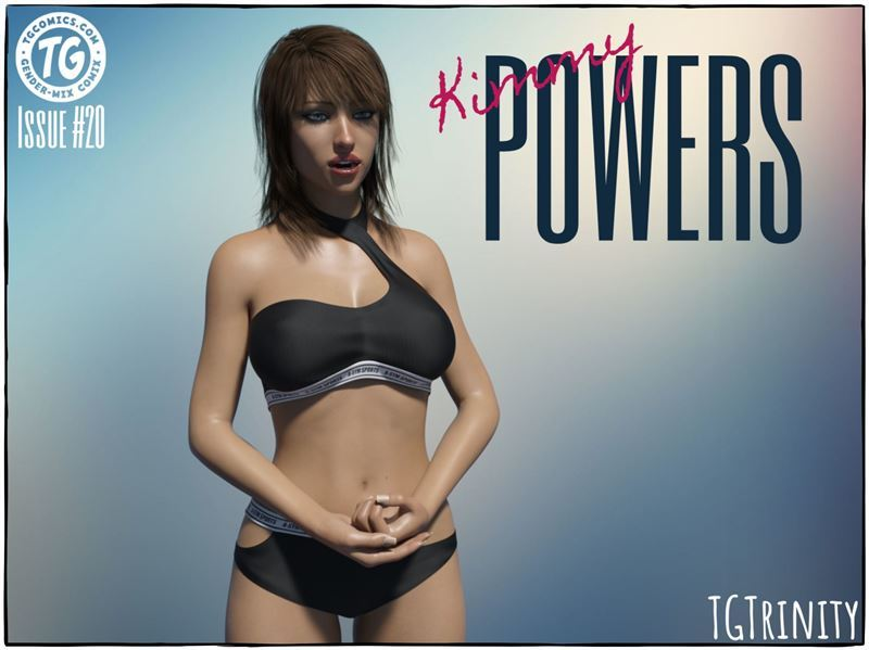 Kimmy Powers Issue 20 by TGTrinity