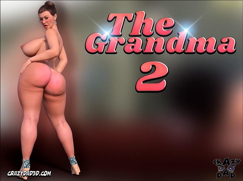 The Grandma 2 by Crazydad3d