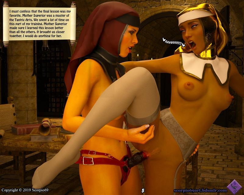 Scorpio69 – Warrior Nun