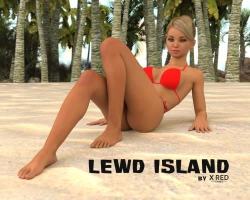 Lewd Island – Day 9 Afternoon + Compressed Version + CG + Walkthrough by xRed Games Win/Mac/Android