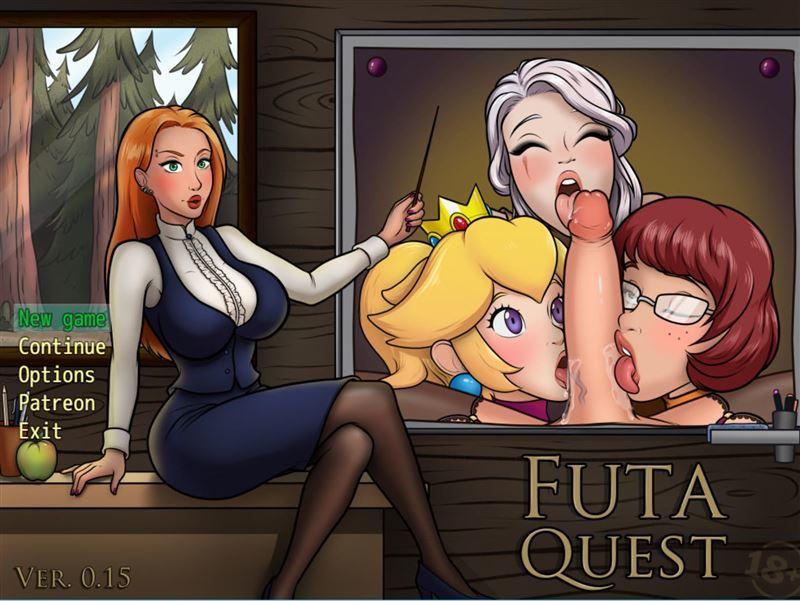 Futa Quest Version 0.35 test by FutaBox