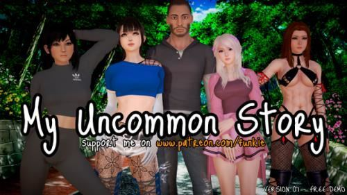 My Uncommon Story v0.3 from Funkie