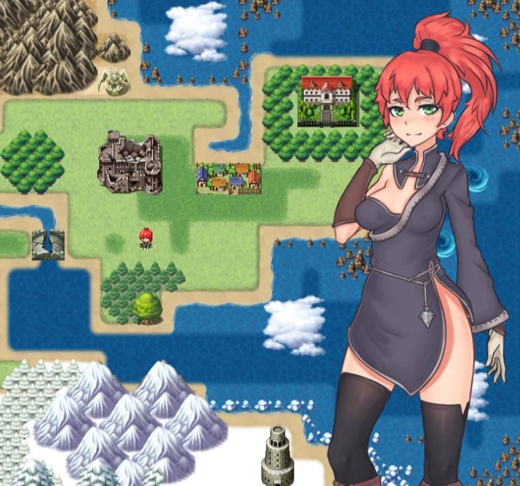 Yeehaw Games - Yorna: Monster Girl's Secret v1.0b