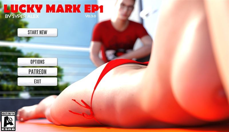Lucky Mark – Version 18.0 Alpha + Walkthrough + CG by Super Alex