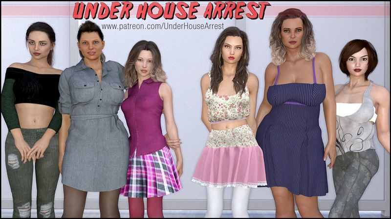 Under House Arrest – Version 0.5.5R + Incest Patch by Silk Ari Win/Mac/Android