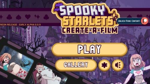 Tinyhat studios – Spooky starlets v0.0.9 PC/Mac/Android