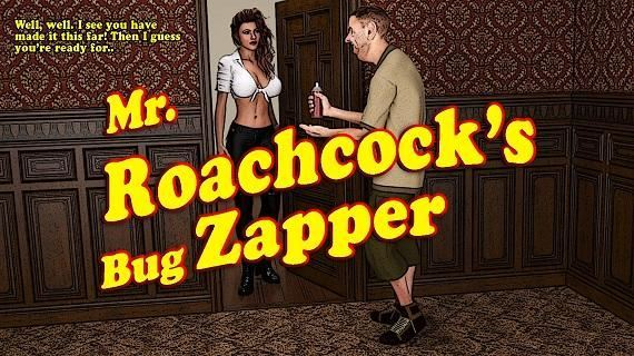 Nuit Bleu 3 – Mr Roachcock's Bug Zapper by Casgra