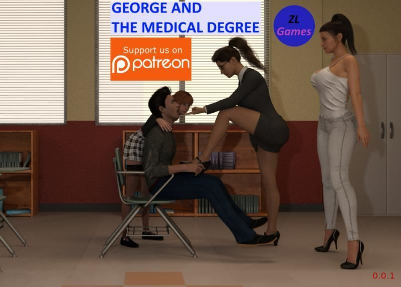 ZL-Games – George And The Medical Degree Version 0.0.4 + Walkthrough