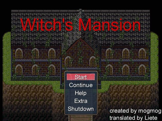 Liete Witch's Mansion version 1.1