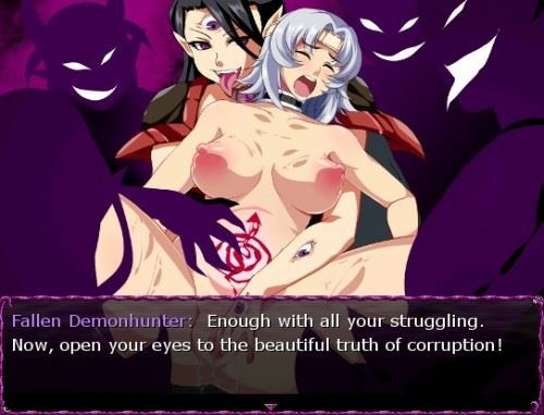 Pervy Fantasy Productions The Last Demonhunter version 0.87