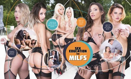 Sex Education for MILFs by LifeSelector