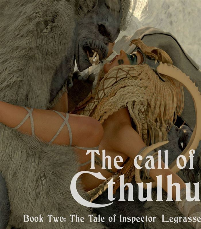 Gonzo – Call of Cthulhu 2 – The Tale of Inspector Legrasse