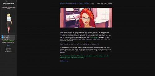 Deedee – Secretary v0.5.0.5