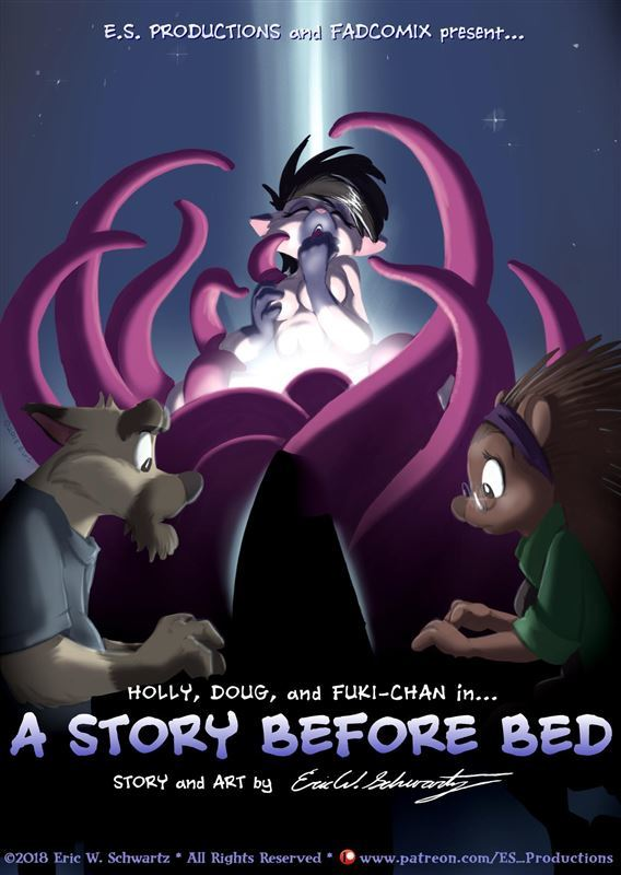 Eric W. Schwartz – A Story Before Bed