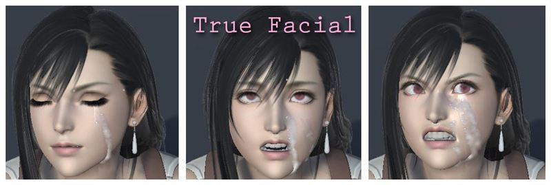 True Facials – Version 0.1 by HenryTaiwan