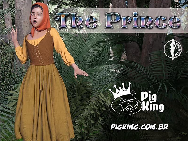 The prince 3 by Pigking