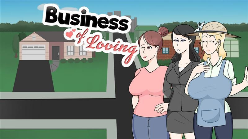 Business of Loving Version 0.5.1 Win/Android/Mac Incest Edition by Dead-end
