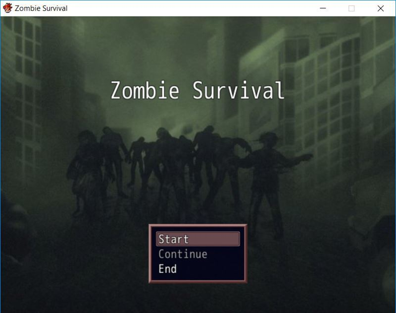 Zombie Survival Sweet by Teh ultima games