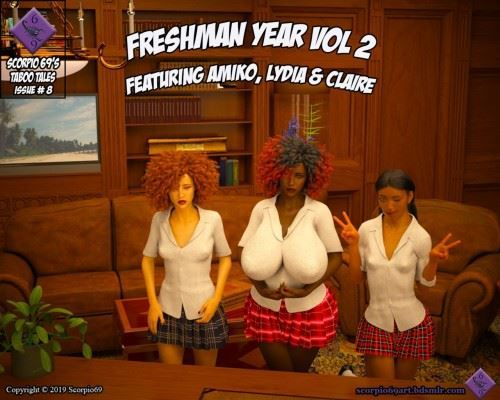 Scorpio69 – Freshman Year Vol 2