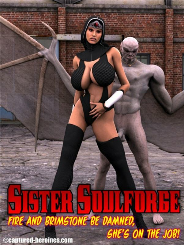 Captured Heroines – Sister Soulforge 1-3