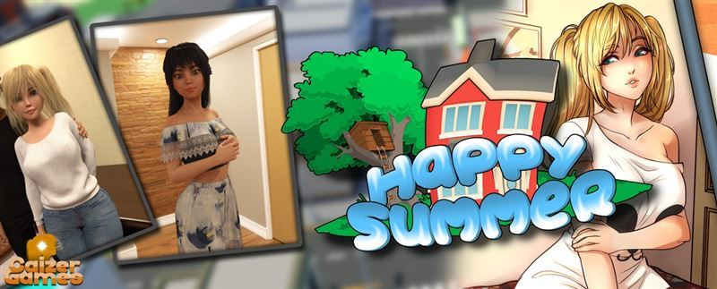 Happy Summer – Version 0.1.5 + Walkthrough by Caizer Games Win/Mac/Android