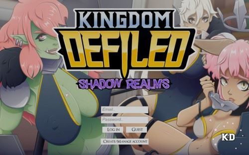 Bubblegum Raptor – Kingdom Defiled – Shadow Realms: The beginning