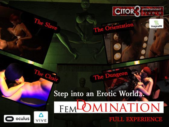 Citor3 – FemDomination Complete